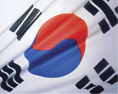 Team South Korea